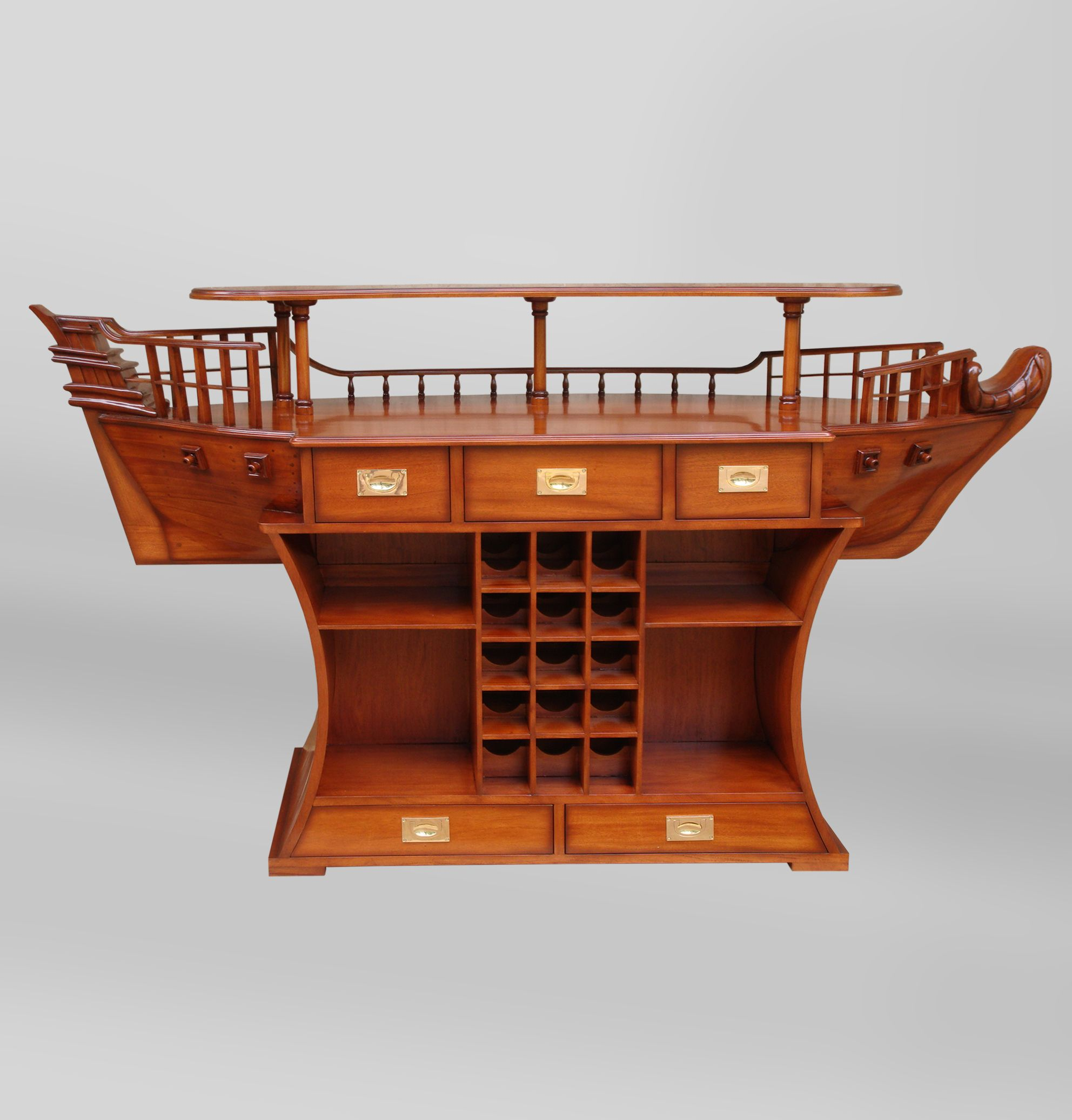 Nautical Style Bar Nautical Furniture Collections Pinterest # Muebles Nauticos