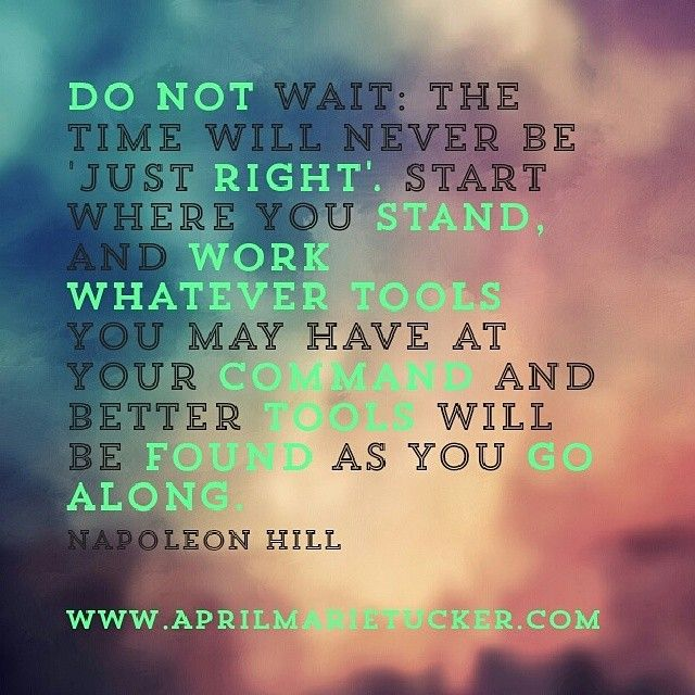 One of my favs!  #NapoleonHillquotes #Inspiration