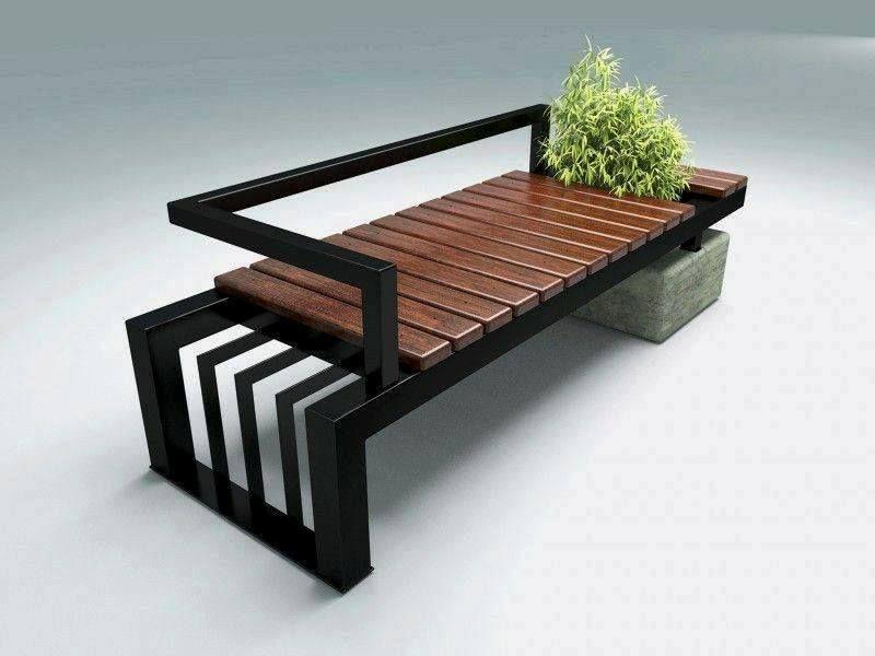 Furniture Ideas Combine Metal And Wood, Wood Furniture Ideas