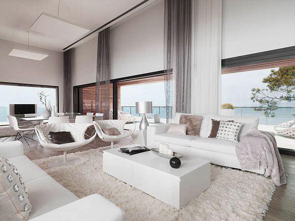 Beach House Wohnzimmer Deko Ideen Wohnzimmermobel Diese Vielen