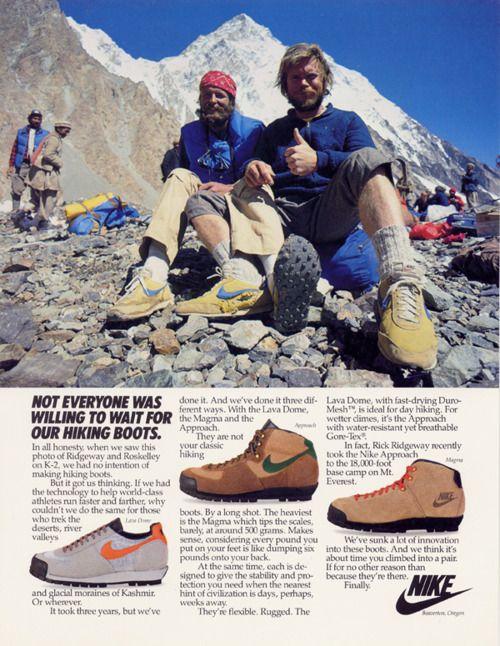 Nike hiking boots | Nike acg, Nike ad, Acg