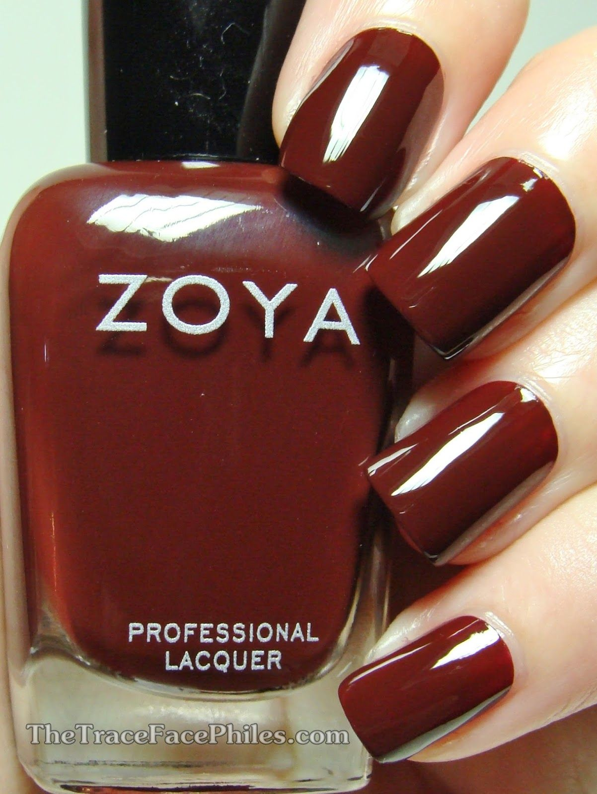 The TraceFace Philes: Zoya Entice Collection! Zoya Claire