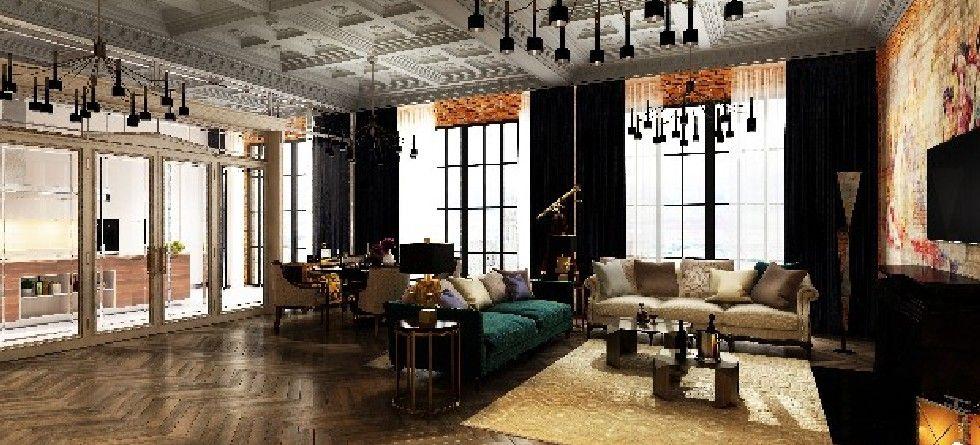 Sio Creation is a design studio headed by Igor Sitkilov that creates luxury interior designs.