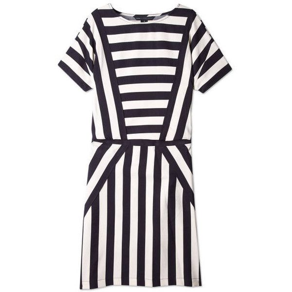 Stripe Style ❤ liked on Polyvore