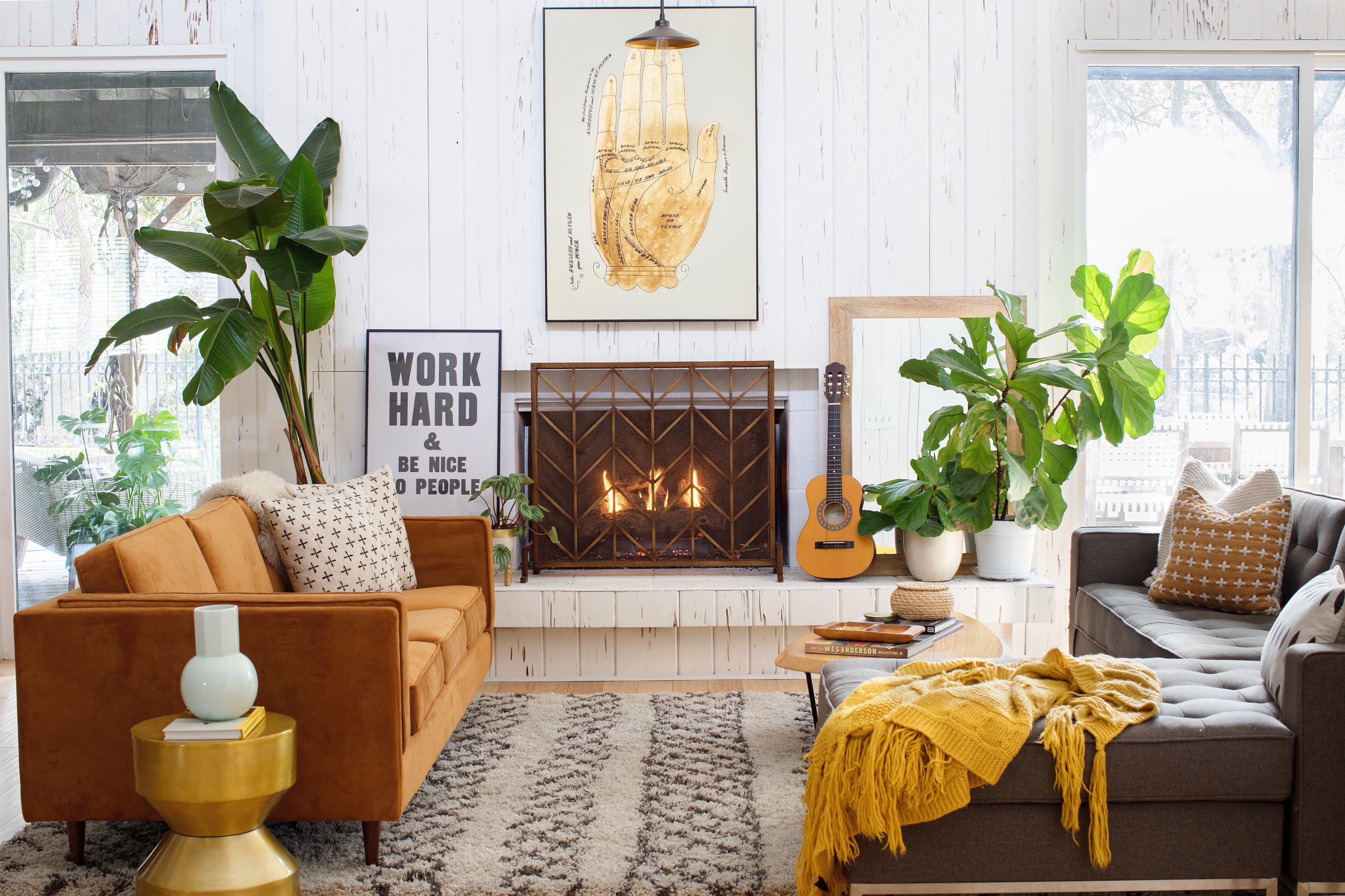 The Incredibly Cool  U0026 Cozy Home Of Fiber Artist Erin Barrett
