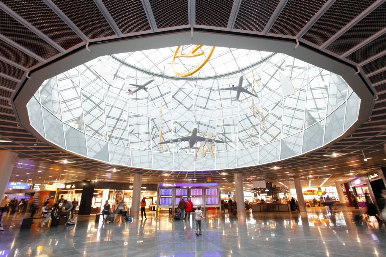 APlus Marketplace, Terminal 1 at Frankfurt Airport