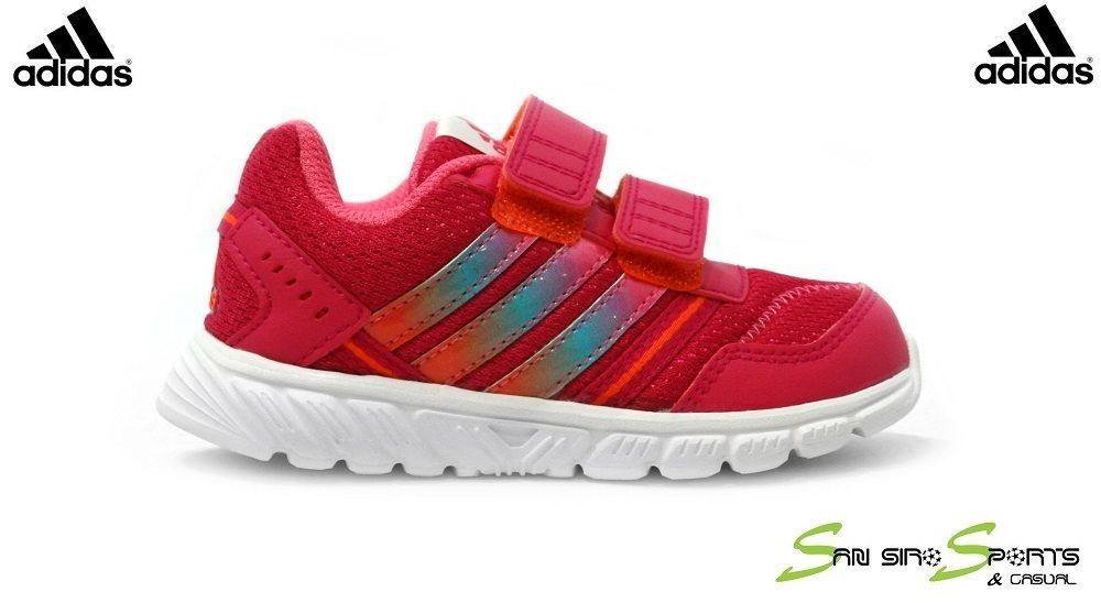 Adidas Baby Shoes A-Faito LT CF Infant Walking Running Pink Ortholite  M20379 New 82bdf279f