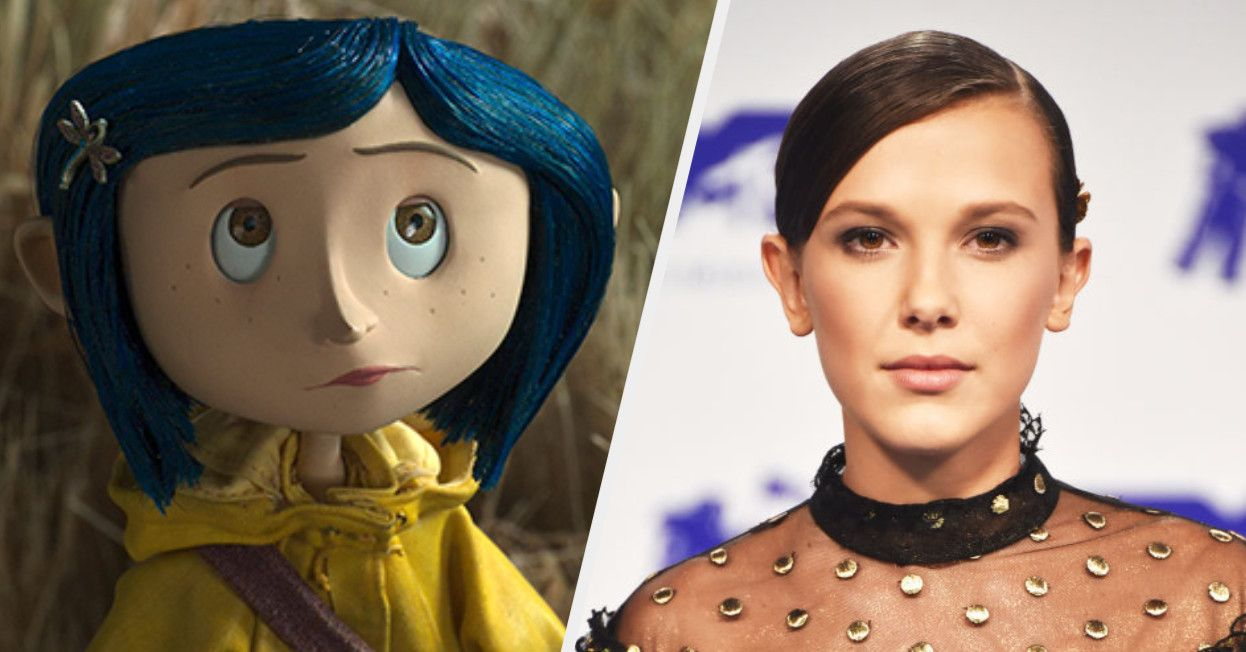 Cast A Live Action Coraline And We Ll Give You A Horror Movie To Watch Coraline Coraline Movie Coraline Costume