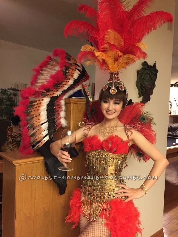 headpiece halloween - Las Vegas Halloween Costume