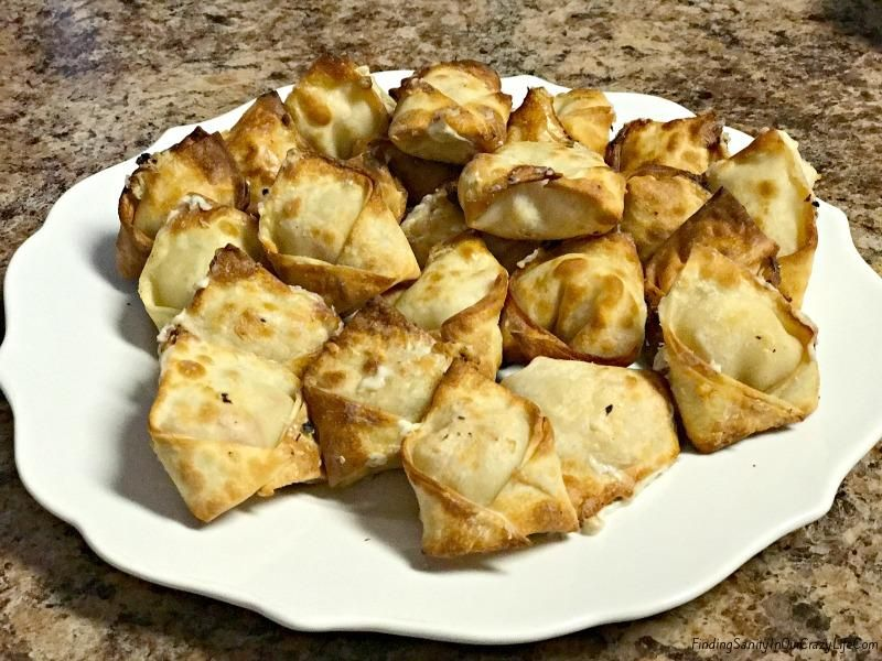 recipe: air fryer wontons [11]