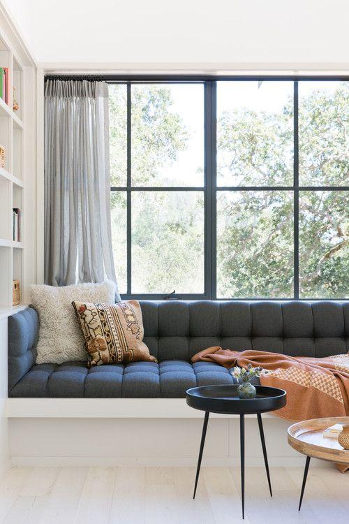 Photo of Modern Farmhouse Black Window Trim Ideas – Pickled Barrel