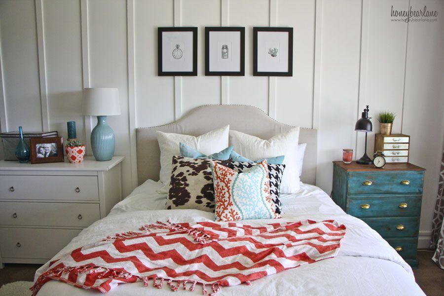 beachy bedroom in 2020 Zimmer, Modern, Schlafzimmer