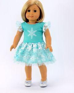 "Frozen Elsa Summer Doll Dress Doll 18"""