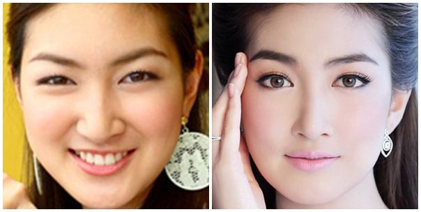 Celeb Thailand Celebrities Female Asian Celebrities Angel Eyes