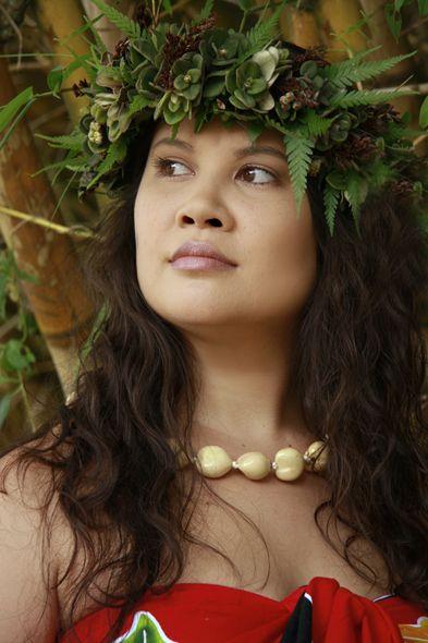 Nude hawaiian teen