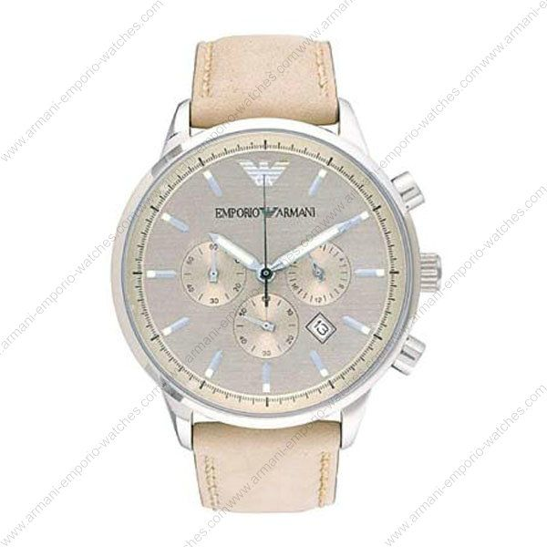 fa6a1b64396 Emporio Armani AR0619 - Mens Designer Chronograph Sports Watch ...
