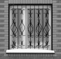 rejas para ventanas y puertas protectores metlicas