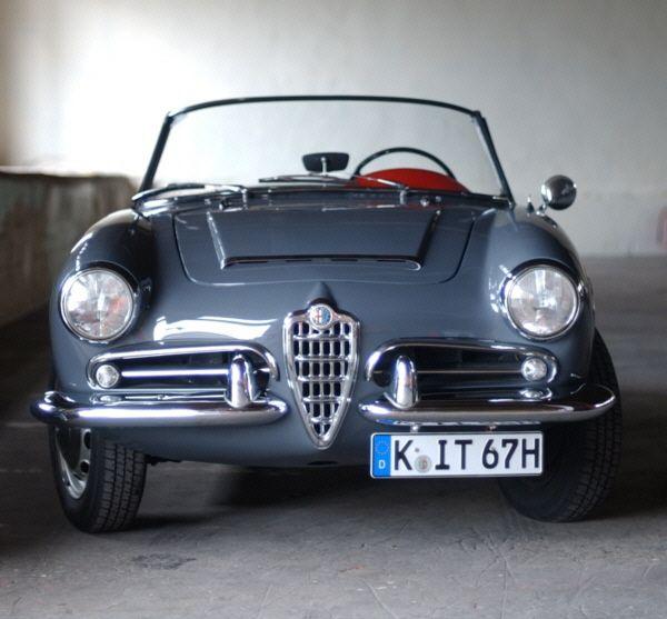 Alfa Romeo Giulia Spider #alfa #alfaromeo #italiandesign