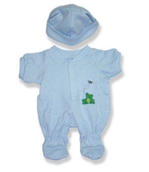Baby Boy Outfit Teddy Bear Clothes Fit 14 18 Build A Bear