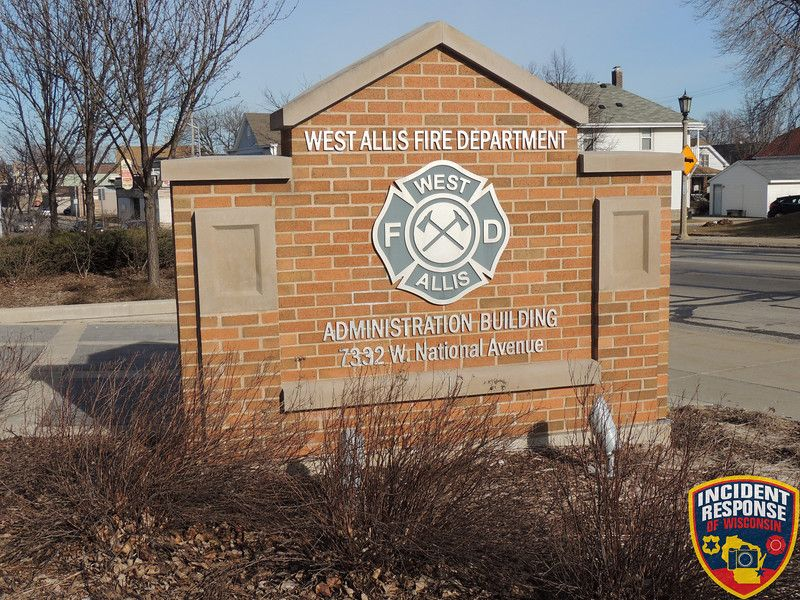 Incident Response West Allis West Allis Wisconsin Fire