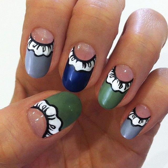 poni_tokyo_nails #nail #nails #nailart