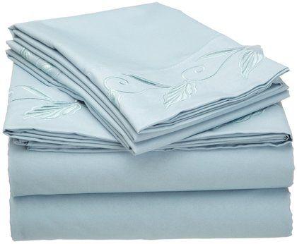 Cathay Fashions Soft Leaf Sheet Set $26.29