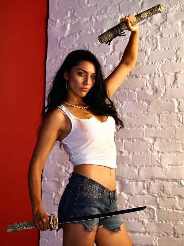 Natasha Cordova - KUNGFU FEMMES