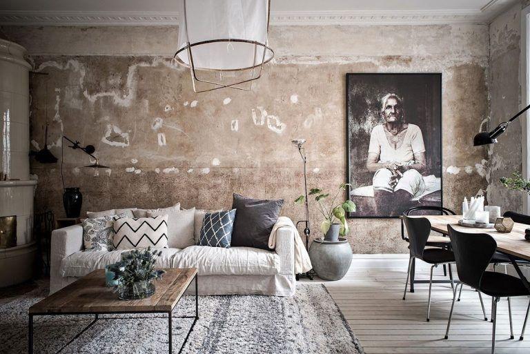 Modern Interieur Schilderij : Vivid interior color combinations for the modern home