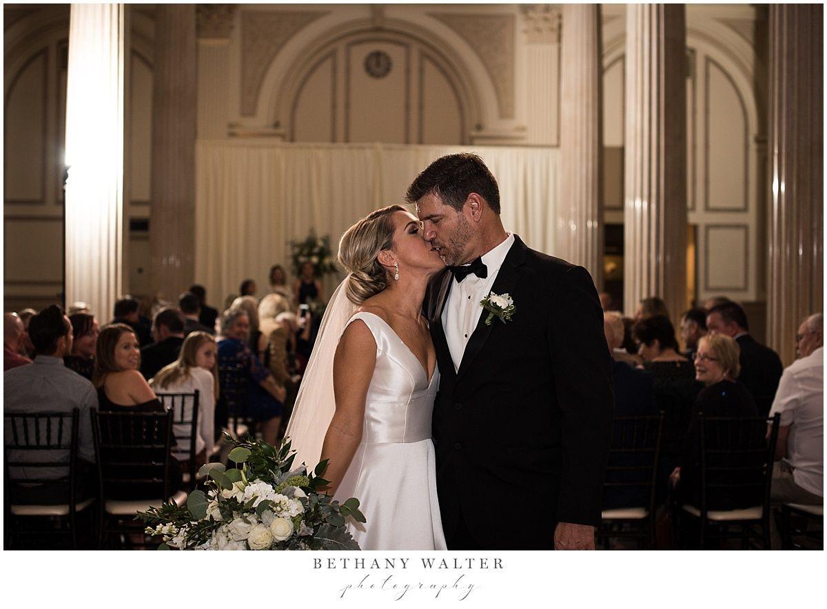 Treasury on the Plaza. Wedding Florals. Wedding Reception