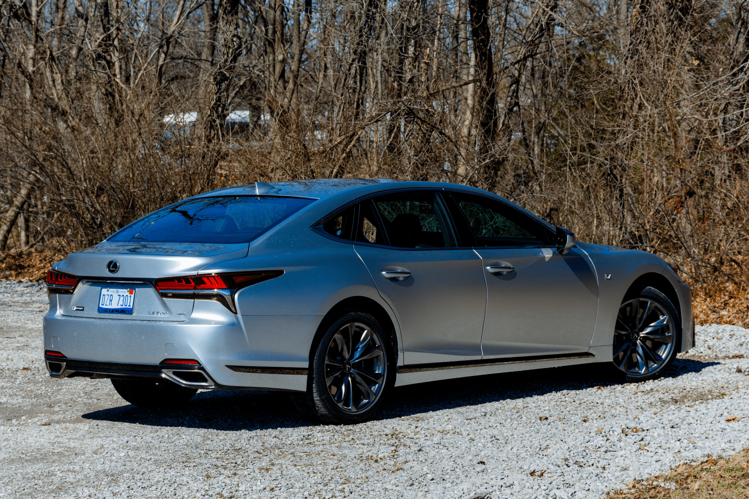 2021 Lexus Ls 460 Reviews
