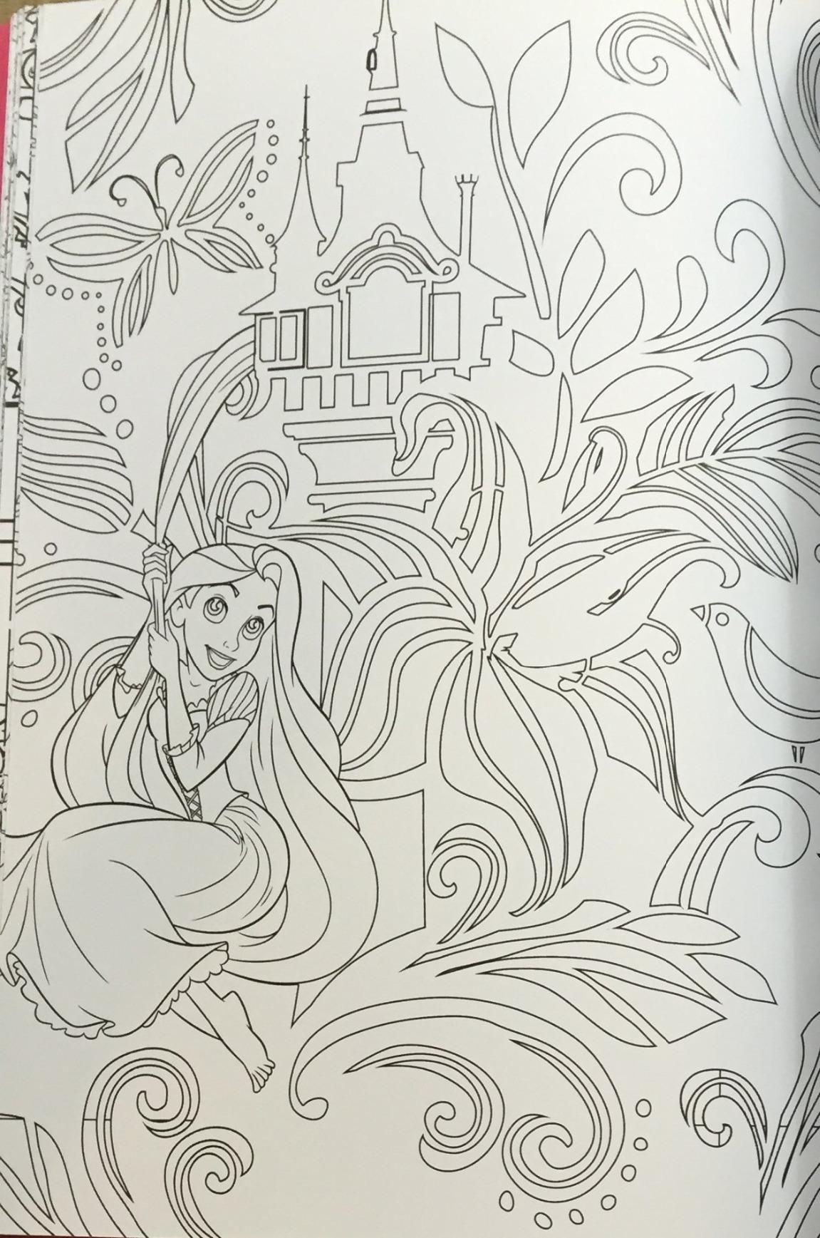 Amazon Iiiireaders Review Of Art Coloring Disney Princess 100 Image