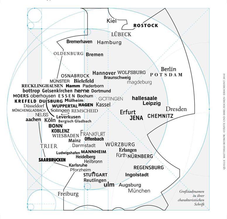 Pin Von Alia Auf Tajp Deutschlandkarte Schrifttypen Und Schrift