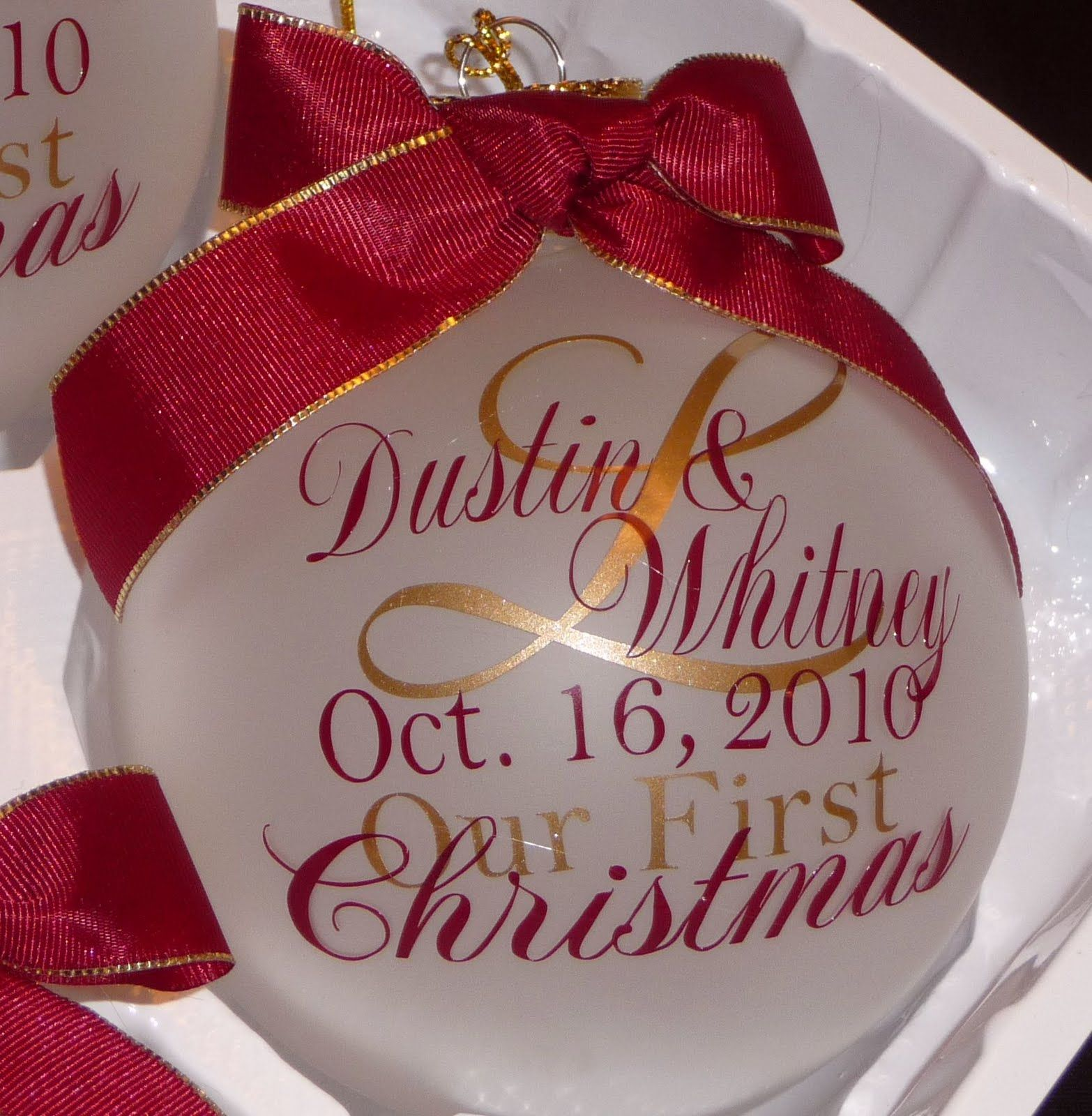 Chers signs by design personalized ornaments cricut