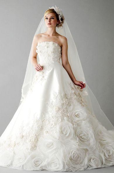 桂由美 wedding dress | peinados boda semirecogido