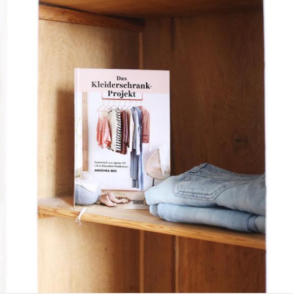 Das Kleiderschrank-Projekt von Anuschka Rees / Rezension ...