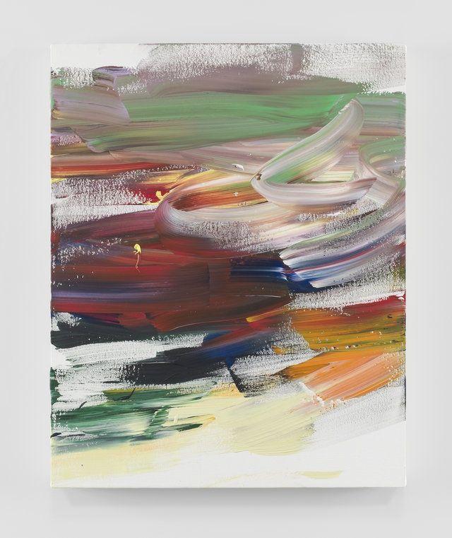 "aestheticgoddess: ""Work No. 1717, Acrylic on canvas, Martin Creed 2013 """