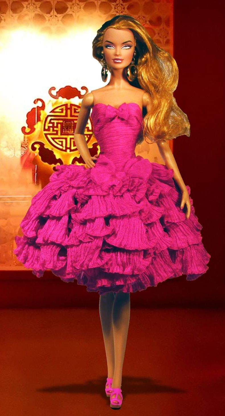 Miss Canada .35 28 3 | Beauty pageant barbies | Pinterest | Barbie ...