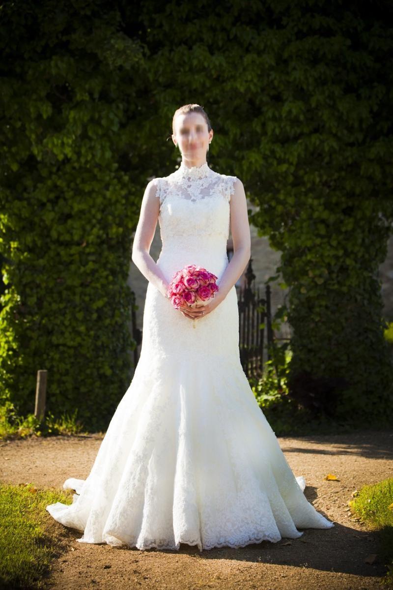 ♥ Elegantes Brautkleid von PRONOVIAS Gr. 36/S ♥ Ansehen: https ...