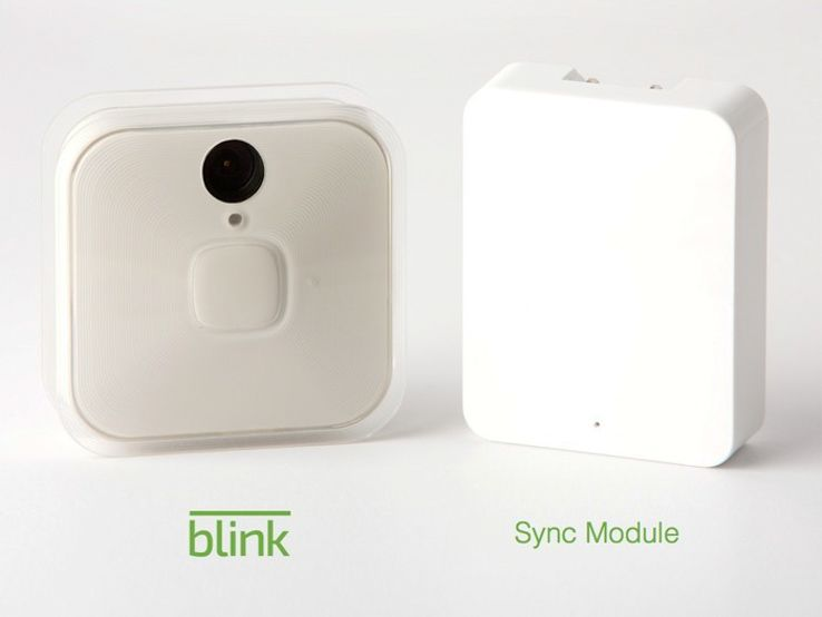 Blink Home Monitoring and Alert System