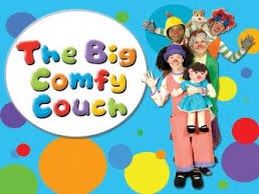 Strange Pin By Shaina On Childhood 90S The Big Comfy Couch Ibusinesslaw Wood Chair Design Ideas Ibusinesslaworg