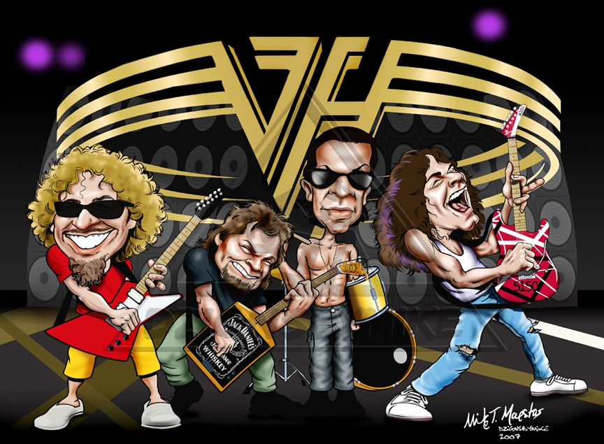 Rock n Roll Van Halen