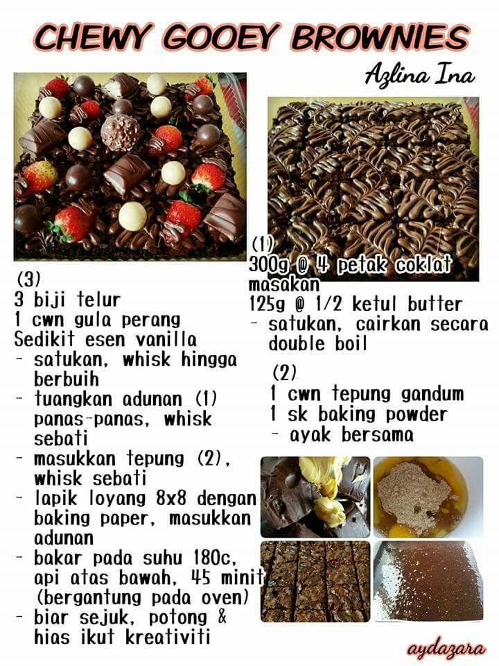 resepi kek nutella chiara jr blog Resepi Kek Tapak Kuda Enak dan Mudah
