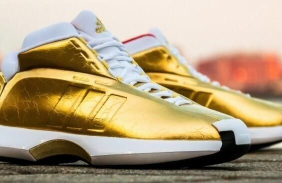 factory authentic 0fd97 77ed3 adidas crazy 1 awards season 09 adidas Crazy 1 Awards Season Releasing at Packer  Shoes
