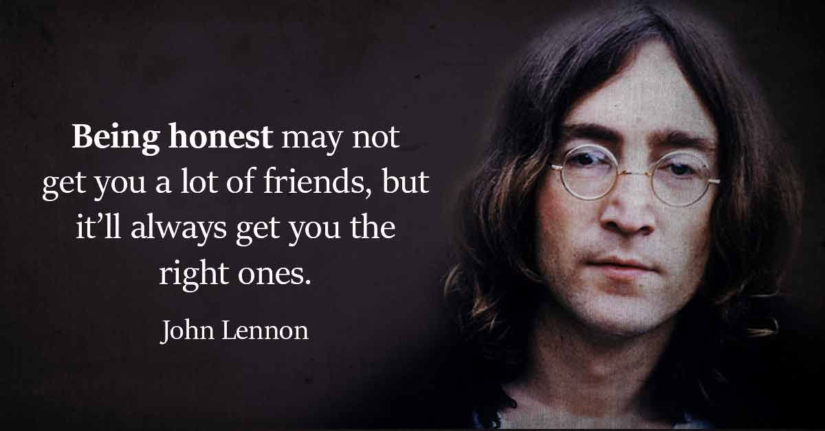 15 Quotes On Love Life And Peace By John Lennon John Lennon Quotes 15th Quotes John Lennon
