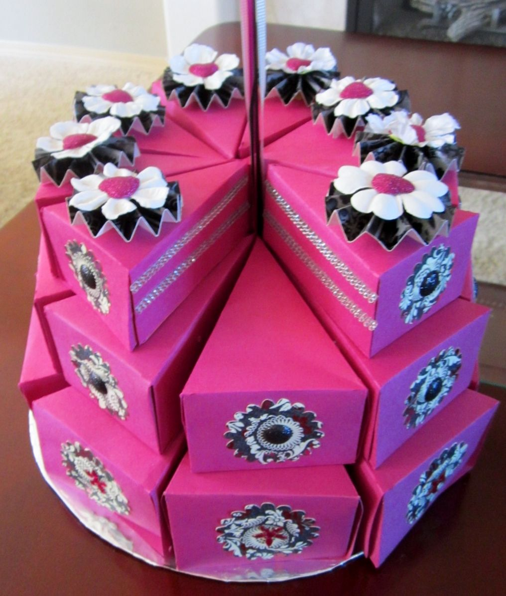 Paper Cake cakepins.com | Eetbaar | Pinterest | Paper cake, Cake ...