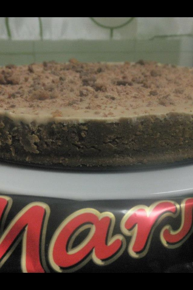 #tarta mars