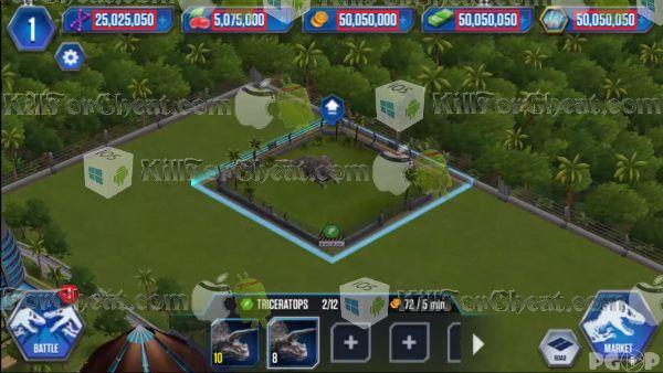Pin by Lil L on Jurassic world mod apk unlimited money +