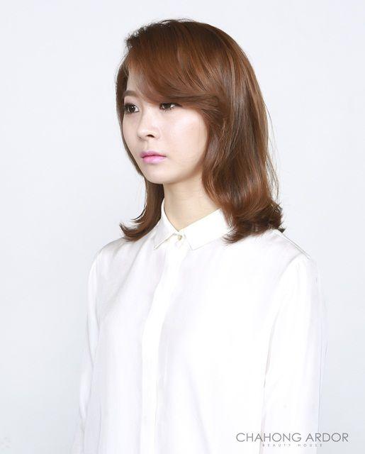 Circle Wave Perm 서클 웨이브 펌 Hair Style by Chahong Ardor