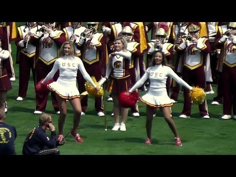Usc song girls at ucla pep rally 06 youtube usc pinterest usc song girls at ucla pep rally 06 youtube sciox Image collections