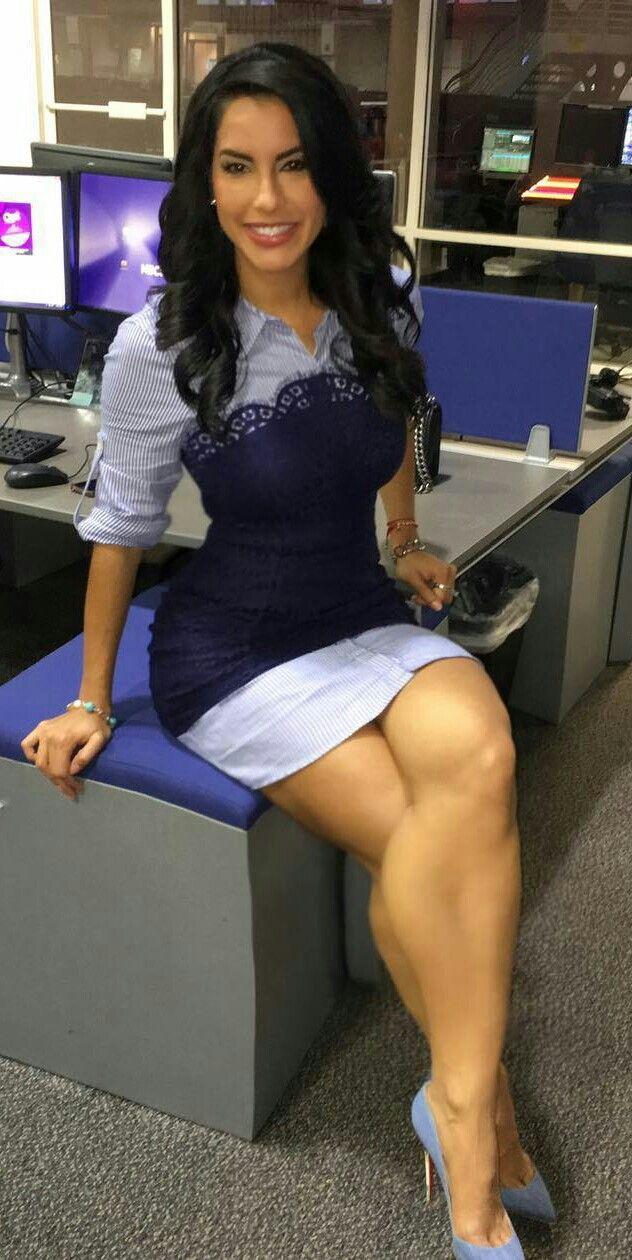 Thick Latina Mature Solo